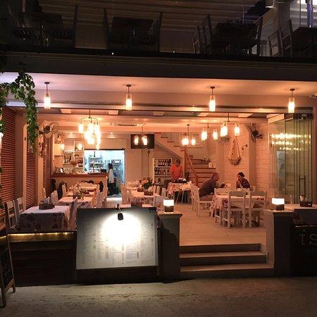 Лимни-Кери, Греция: Smart restaurant