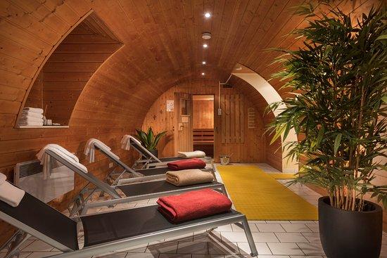 Offenburg, Duitsland: Sauna