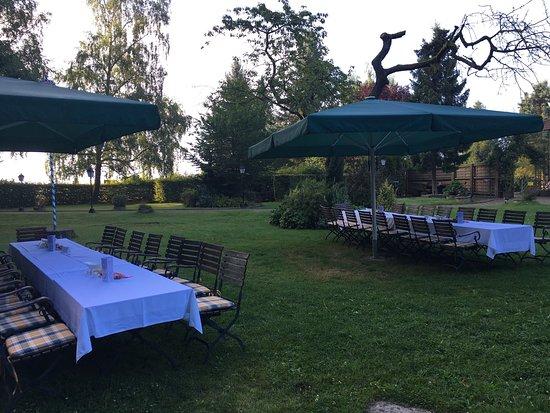 Duderstadt, Germany: Wunderschönes Forsthaus , idealer Ausgangspunkt für Wanderungen . Sehr gute Küche die keine Wüns