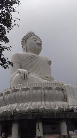 Chalong, Tailandia: Big Buddha