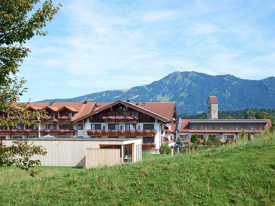 Hotel Allgau Mit Spa