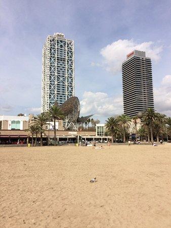 Bilde fra Hotel Arts Barcelona