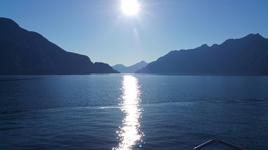 Campbell River, Canadá: Beautiful scenery.