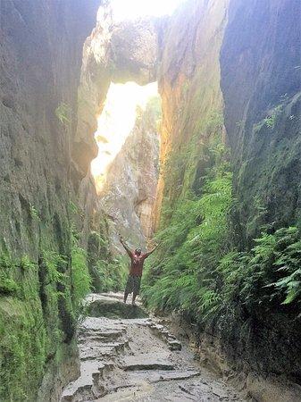 Toliara Province, Madagascar : Canyon du massif du makay, encore sauvage