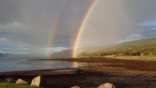 Tighnabruaich, UK: Otter Ferry Loch Fynne