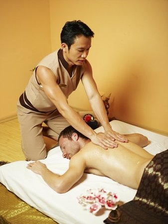 Thai massage gay