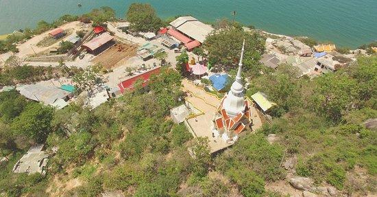 Drone - Wat Khao Takiap