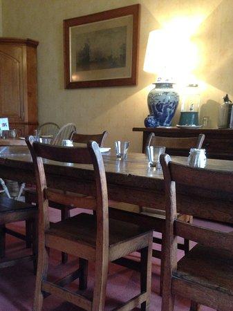 Dromana, Αυστραλία: Inside dinning area