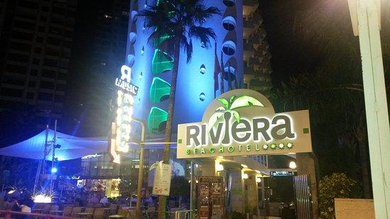 Riviera Beachotel: 20161013_210017_large.jpg