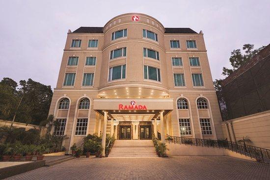 華美達城中心賈朗達爾飯店
