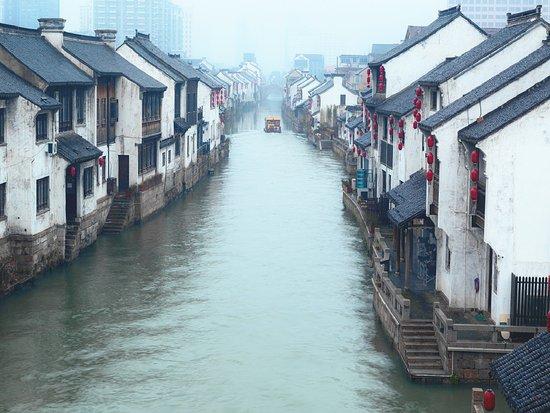 Wuxi, China: Grand Canel