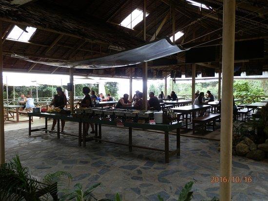 Chalong, Tajlandia: Buffet lunch