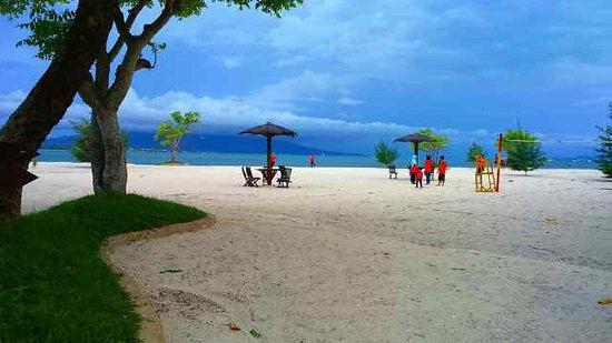 beach view from kilauan lounge picture of grand elty krakatoa rh tripadvisor com sg