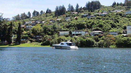 Taupo, Nueva Zelanda: Acacia bay