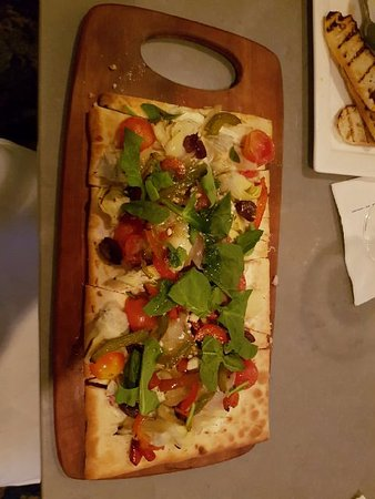 Scotts Valley, Californien: Mediterranean Flatbread