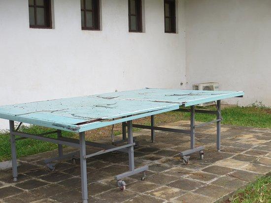Garoda Resort: tavolo da ping pong