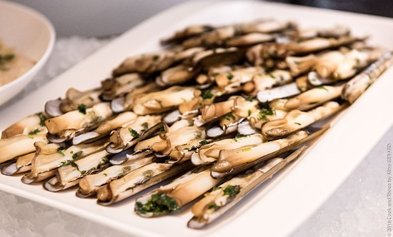 Valbonne, Francja: Nos buffets