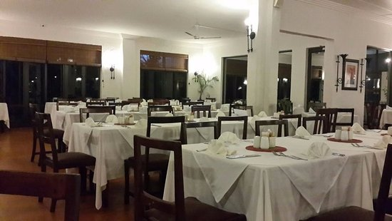 Salt Rock, Sudáfrica: Dining room