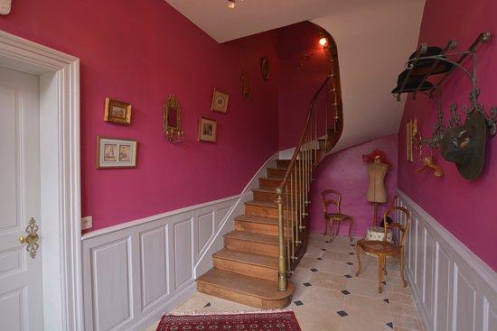 Beaumont-en-Veron, França: Vestibule