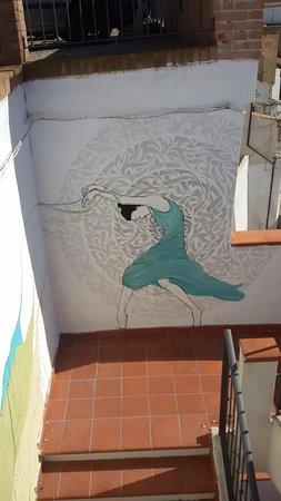 Pisticci, Italia: Murales