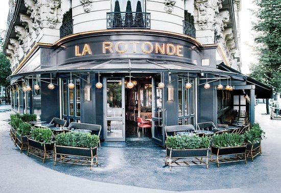 La Rotonde De La Muette Paris 16e Arr Passy Avis Sur Le