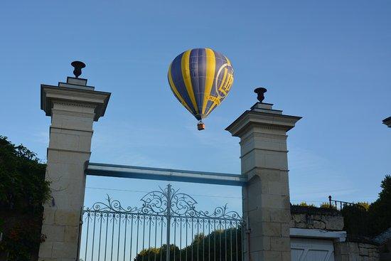 Beaumont-en-Veron Foto