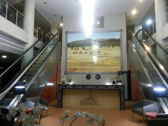 al khaima city center nouakchott mauritanie voir les