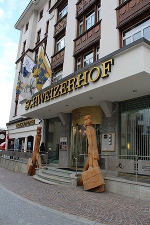 Zdjęcie Hotel Schweizerhof