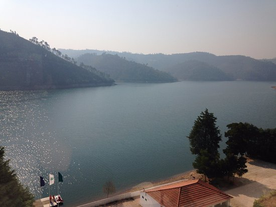Estalagem Lago Azul: View from the restaurant