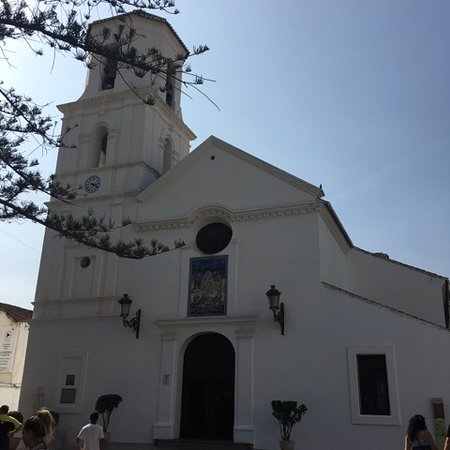 Exterior picture of the church of el salvador nerja spain church exterior picture of the church of el salvador nerja spain freerunsca Image collections