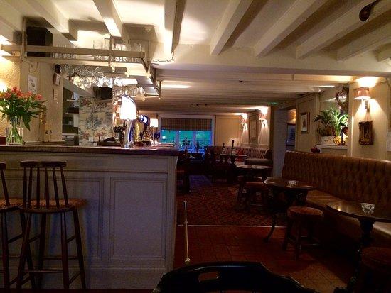 Denstone, UK: The Tavern