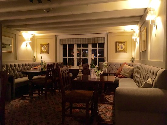 Denstone, UK: The Tavern