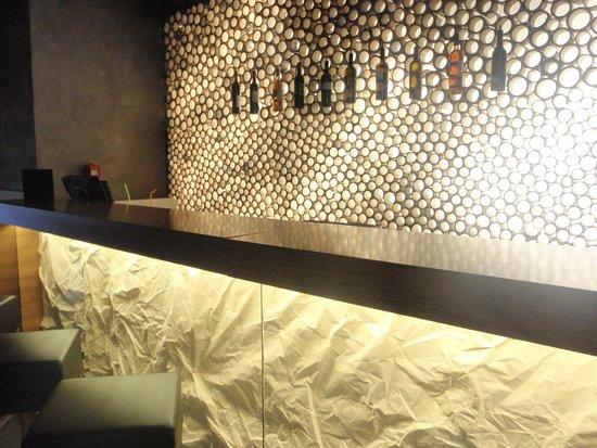 MOODs Boutique Hotel : bar