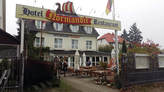 Hotel Restaurant Normandie: 20161016_152358_large.jpg