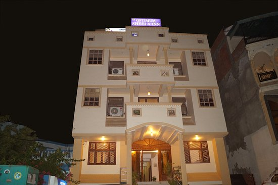 Hotel Sheela Inn: Hotel Front