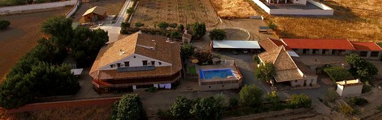 Urda, Испания: Vista aerea