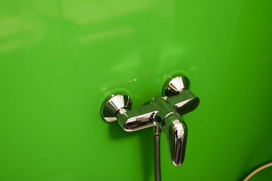 pension ertl badezimmer in zimmer nummer 5 ganzglasdusche 120 cm x80 cm - Badezimmer Grn