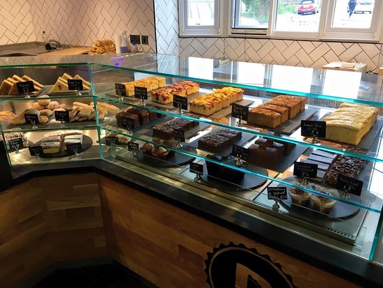 Philp's Famous Pasties: A selection of our cakes.