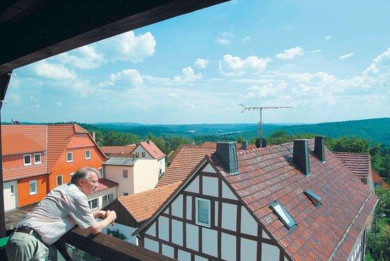 Furstenberg, Germany: Aussicht