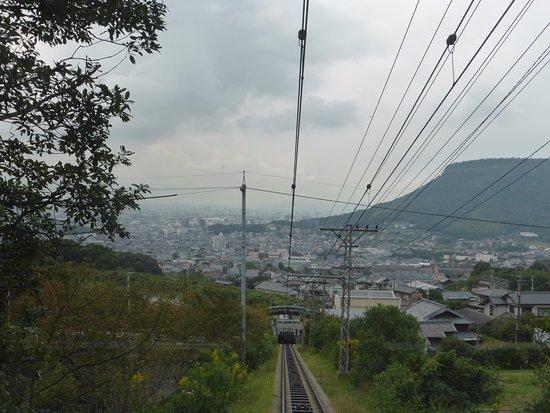 Yakuri Cable Car: 八栗ケーブル6