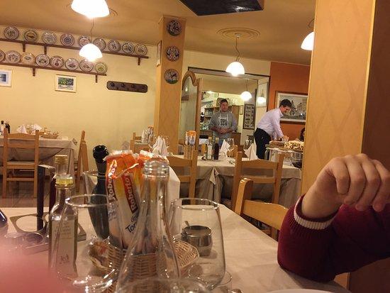 Creazzo, Ιταλία: sala interna