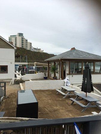 The Breaks Tolcarne Beach Bar & Kitchen : photo4.jpg