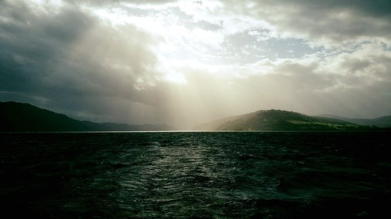Loch Ness by Jacobite: The Loch on the way back