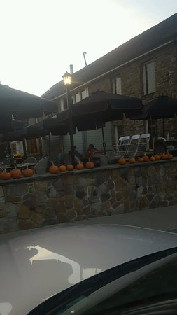 Long Valley, NJ: patio