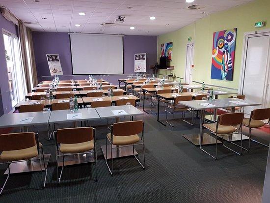 Libourne, Francia: Salle séminaire