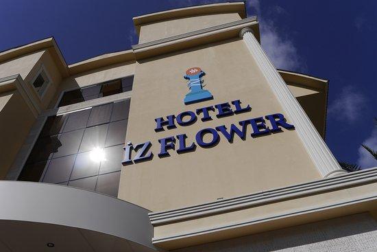 Hotel Iz Flower Side Beach Aufnahme
