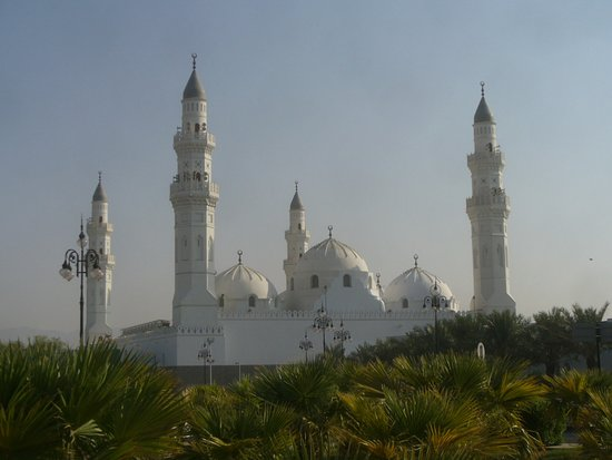 Masjid Al Qiblatayn