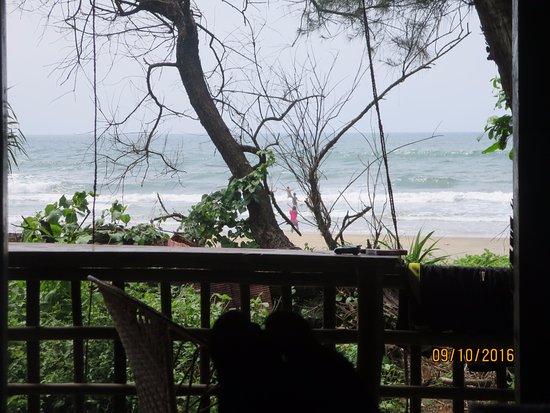Ashvem Beach Foto