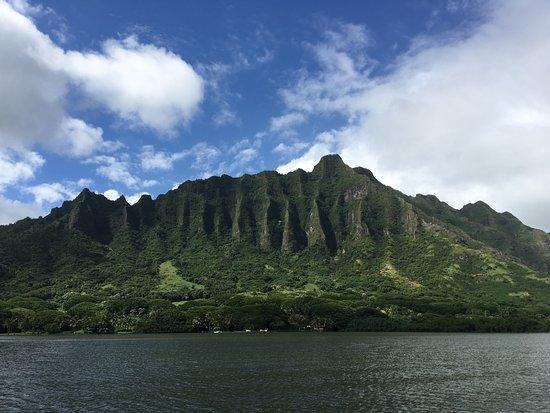 Kaneohe, HI: Lagoon, Secret Island
