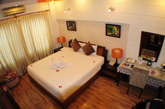 Splendid Star Grand Hotel: Chambre